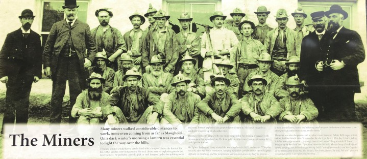 The Miners of Laxey